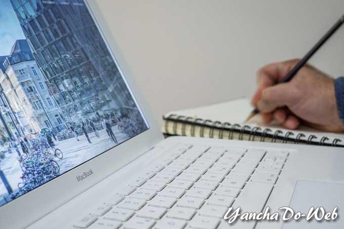 ブログを書く時に、見出しと段落に注意するだけでワンランクアップ。